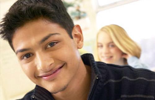 adolescent male